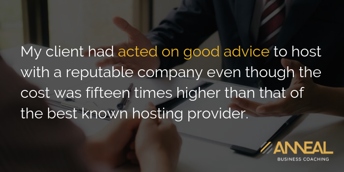 best known hosting provider