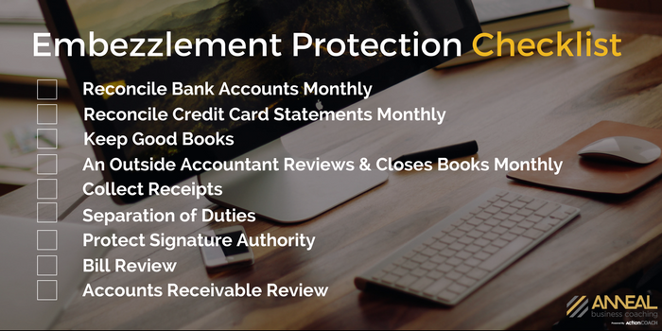 embezzlement-protection-checklist