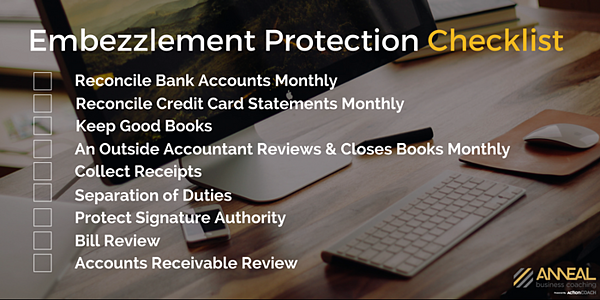 embezzlement-protection-checklist
