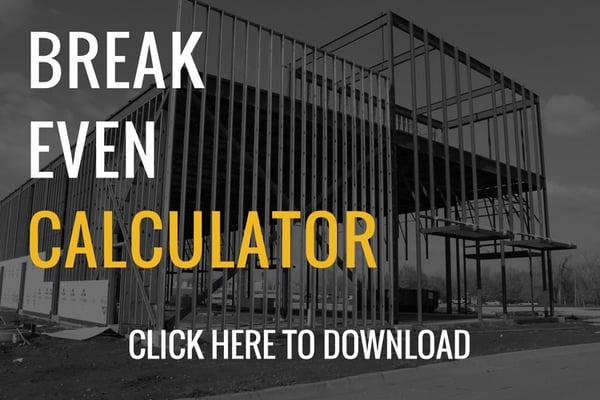 break-even-calculator